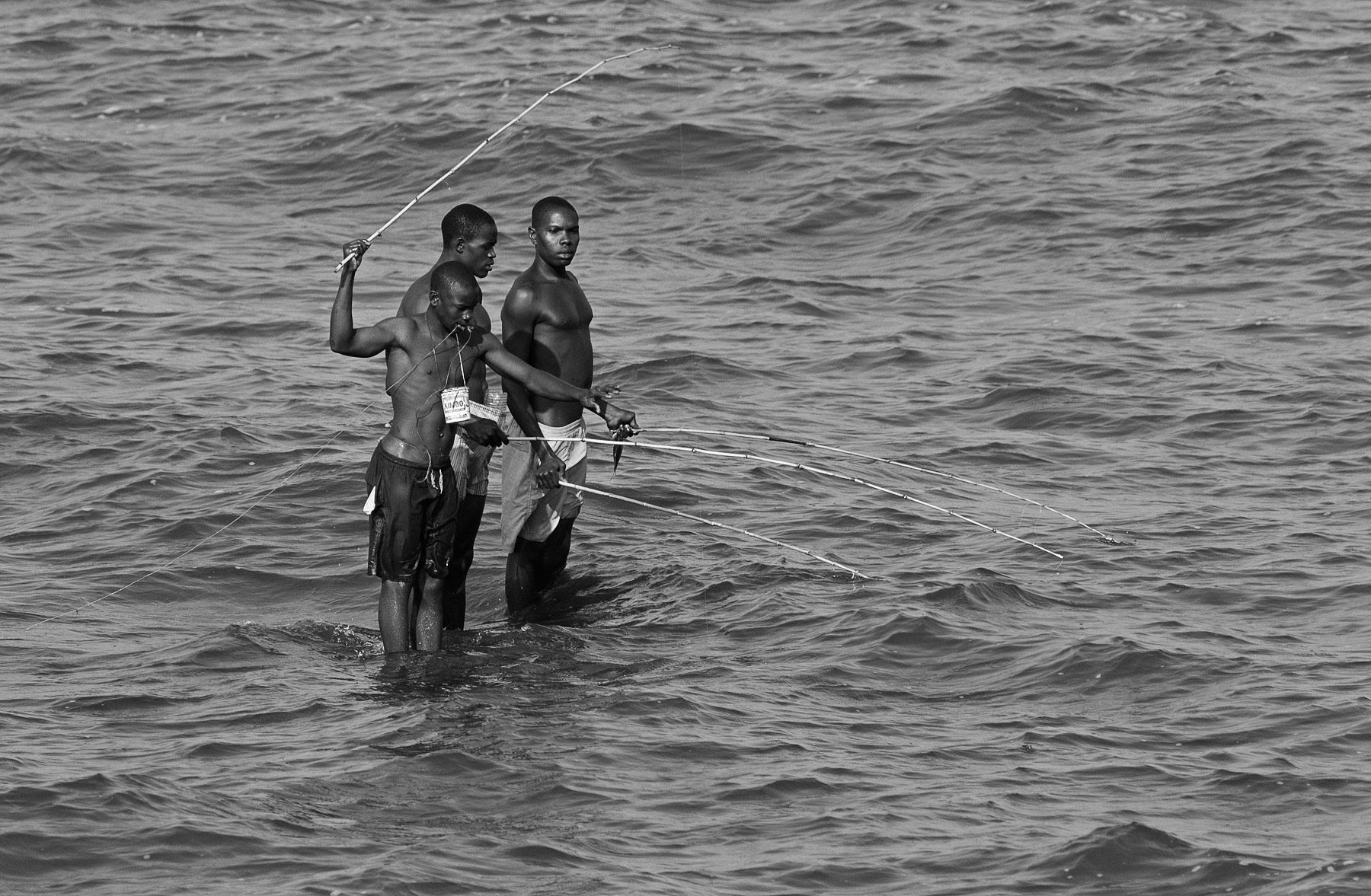 Lake Victoria Fishermen